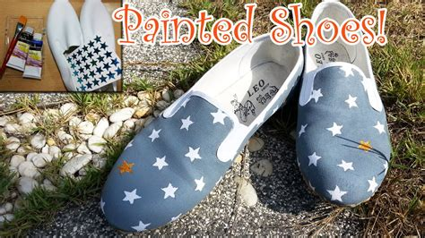diy custom shoes diy custom painted canvas shoes เพ นท รองเท าใส เอง