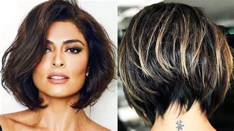 corte en cabello corto cortes de cabello corto en capas mujer cortes en capas