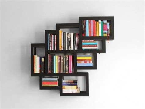 wall book shelves 25 best ideas about wall mounted bookshelves on pinterest