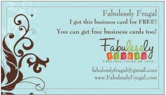 make a business card free printable free photo book plus 5 more freebies fabulessly frugal