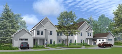 hill design inc concord nh north branch begins construction of faculty housing at st