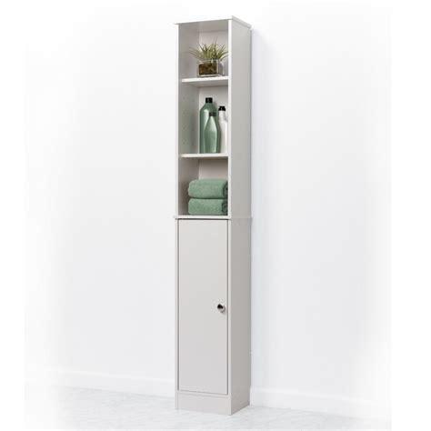 white adjustable shelving units