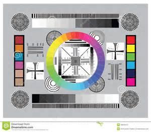 Color Blind Test Chart Lens Test Chart Stock Photos Image 36818513
