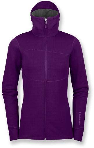 Jaket Zipper Hoodie Grape black coefficient hoodie s at rei