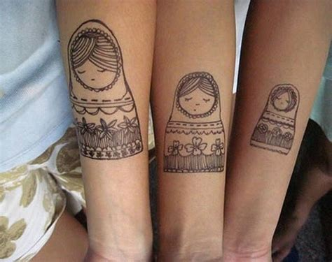 Matching Tattoos For Family And Friendship Find A Tattoo Tattoos Finder For
