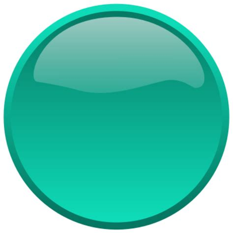 Green Button Free Images At Clker Vector