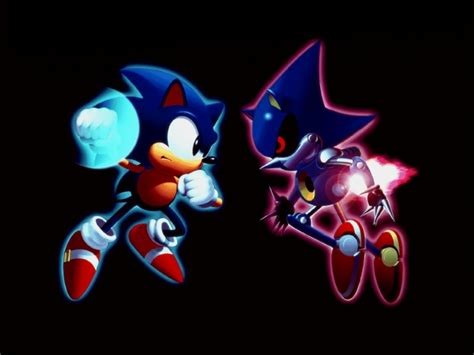 Bookmarks Infinite Fanart Limited Design 1 sonic vs metal sonic dreager1 s