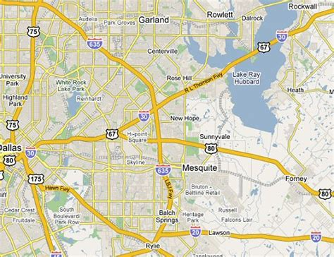 map of mesquite tx auto glass service in mesquite 214 681 6255