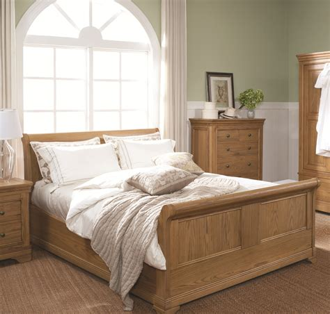 ortanique sleigh bedroom set ashley ortanique old world birch asian king queen sleigh