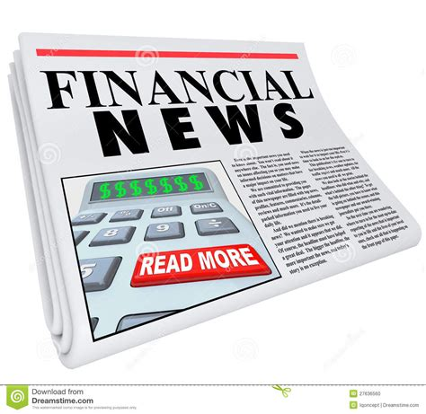 when does the new financial financial news finance reporting newspaper advice stock