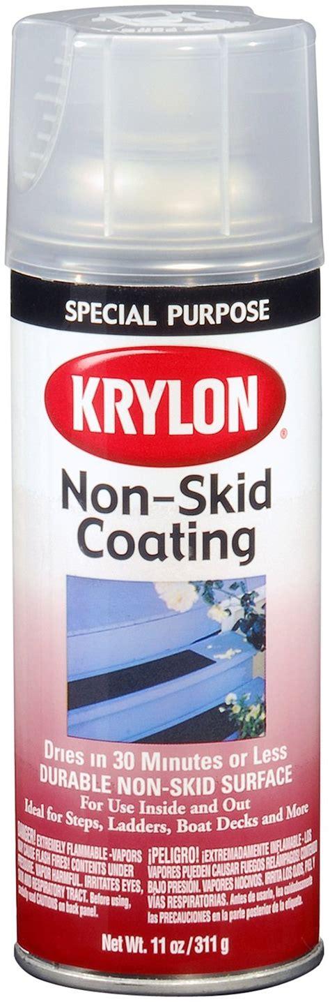krylon  clear  skid coating  oz aerosol ebay