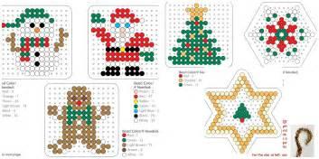 Design Vorlagen Weihnachten Weihnachten Dekoration B 252 Gelperlen Vorlage Tree Ornaments Perler Pattern
