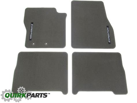 2005 Ford Expedition Floor Mats by 2005 Ford Expedition Oem Floor Mats