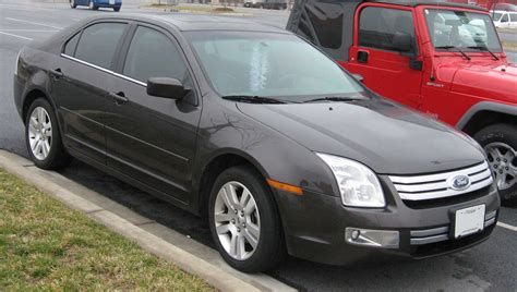 2007 ford fusion pictures information and specs auto database com