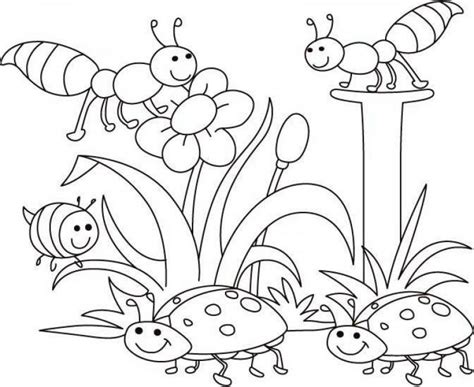 spring coloring sheets free spring coloring pages