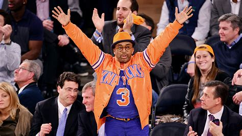 new york knicks fans spike lee s kickstarter caign proving popular with