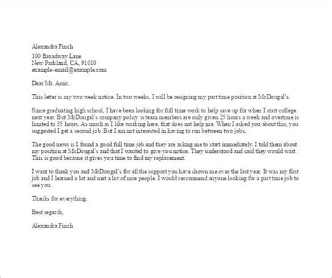 Best Resignation Letter Of All Time Simple Resignation Letter Template 28 Free Word Excel Pdf Free Premium Templates