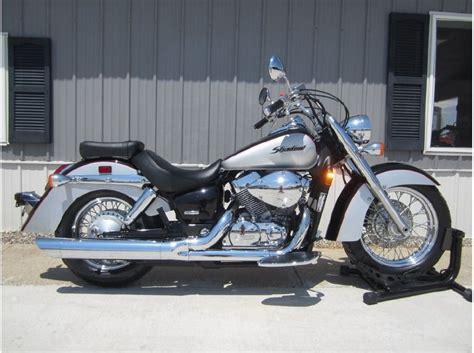 2004 honda shadow 2004 honda shadow 750 aero two tone for sale on 2040motos