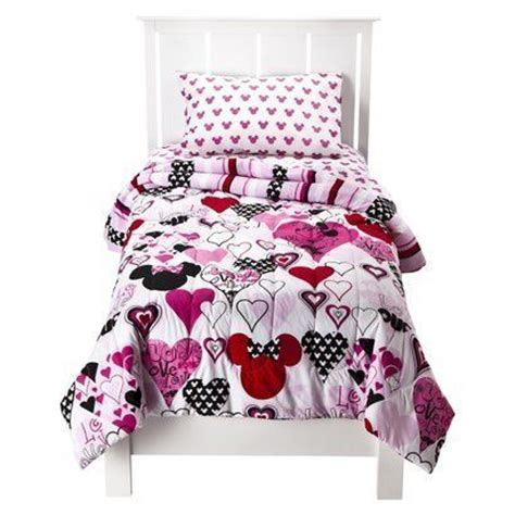 minnie mouse comforter twin 35 best my dream bedroom images on pinterest girls