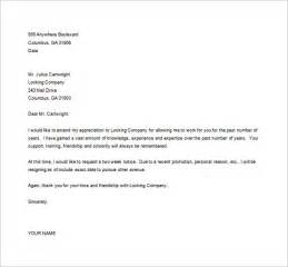 Free Letter Of Resignation Template Word by Resignation Letter Templates 32 Free Word Excel Pdf