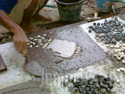 Cairan Pembersih Batu Koral Putih 8 tips memasang batu koral