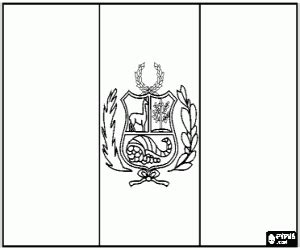 flags of countries of america coloring pages printable
