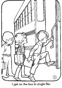 safety coloring pages school safety coloring pages coloringpagesabc
