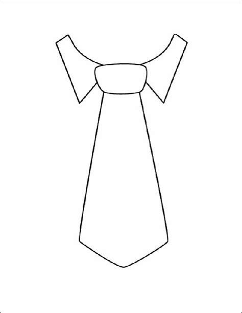 dibujo de corbata para colorear corbata dibujo para colorear dibujos para colorear