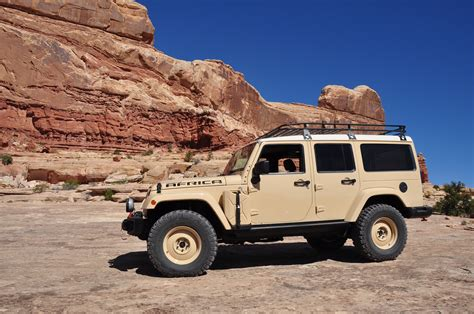 jeep africa concept concept jeeps at ejs jpfreek