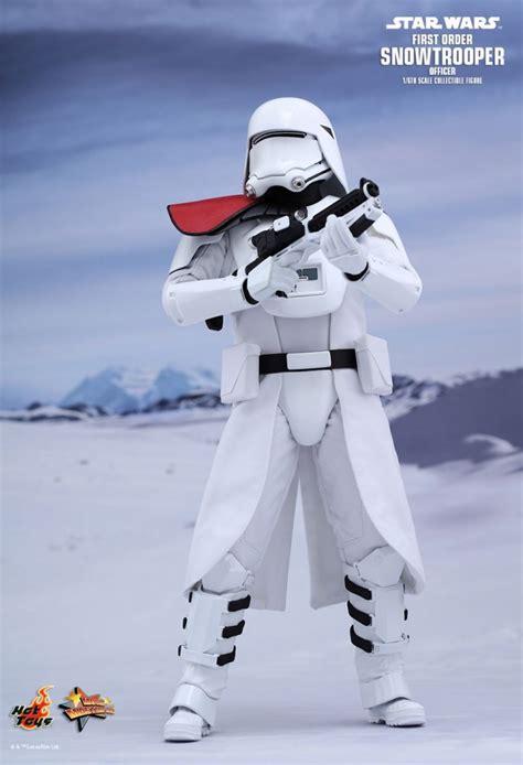Toys 322 Wars Awakens Order Snowtrooper Offic order snowtrooper officer the awakens mms322 toys collectible figure 1