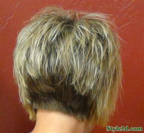 haircuts make me nervous medium hair styles back view of short haircuts for women