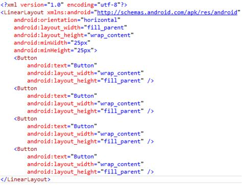 xml layout properties read xamarin android application development leanpub