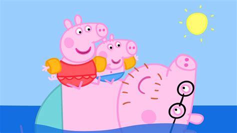 peppa pig peppa goes b01fykc198 peppa pig nederlands zwemmen compilatie youtube