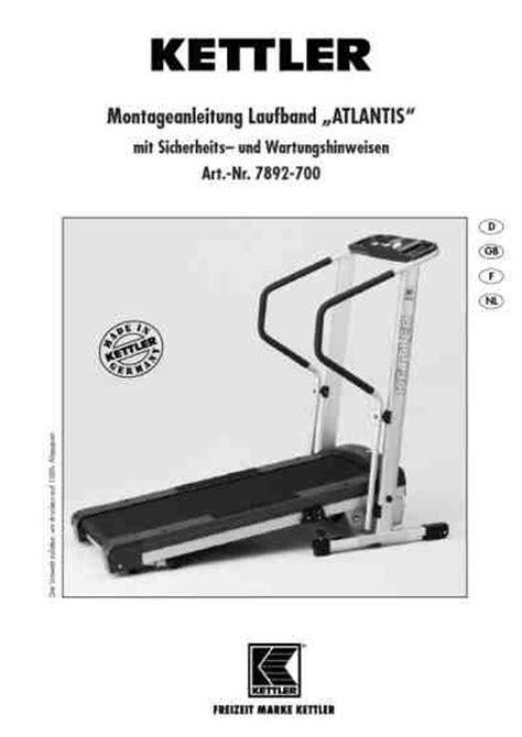 laufband für zuhause kettler atlantis 7892 700andere jetzt herunterladen pdf