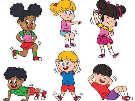 exercise clipart animated exercise clip 101 clip