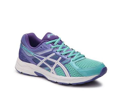 dsw athletic shoes asics gel contend 3 running shoe womens dsw