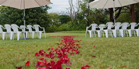10 tips for planning the backyard wedding huffpost