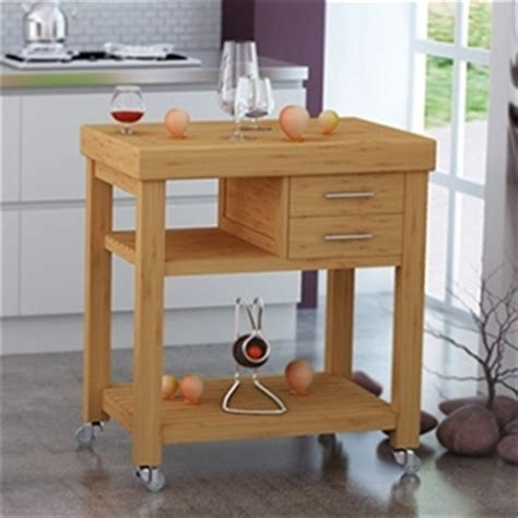 Kitchen Island Trolley Perth Wa Buy Bamboo Kitchen Trolley 73cm X 55cm X 89cm