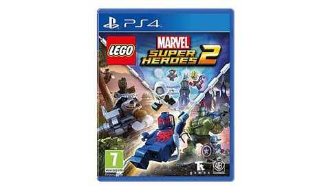 Bd Ps4 Lego Marvel Heroes Lego Maverl Choice Image Wallpaper And Free