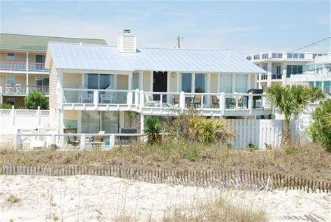 Cottage Rentals With Tub by Tybee Oceanfront Cottage With Tub With Great