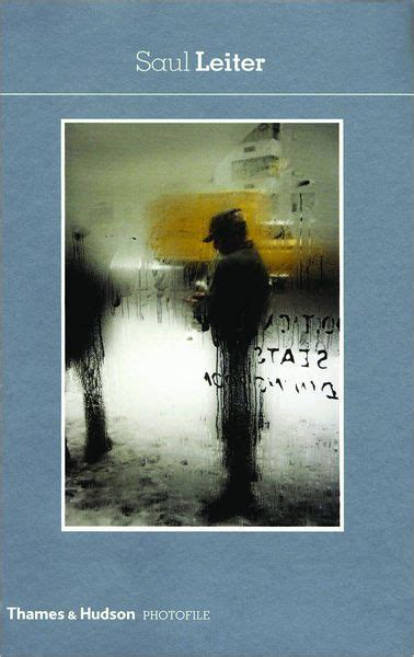 saul leiter photofile series by saul leiter paperback barnes noble 174