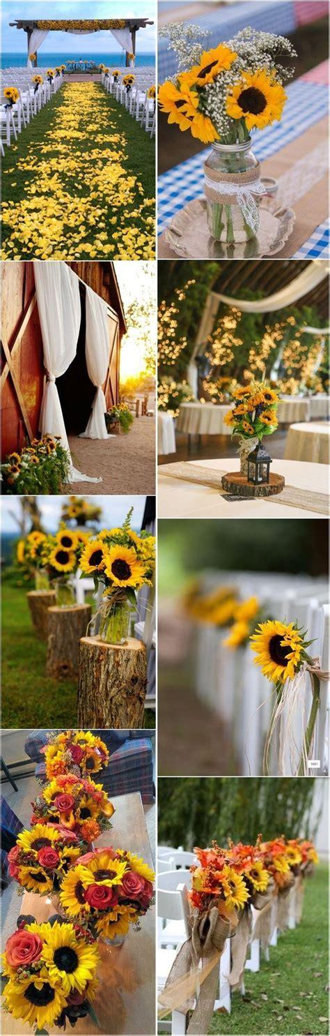 Best 25  Blue sunflower wedding ideas on Pinterest