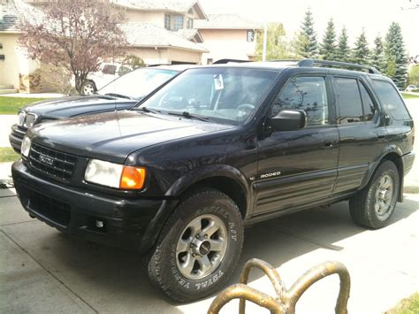 1998 isuzu rodeo ls sport utility 4d pictures and videos 98rodeols s 1998 isuzu rodeo ls sport utility 4d in calgary ab