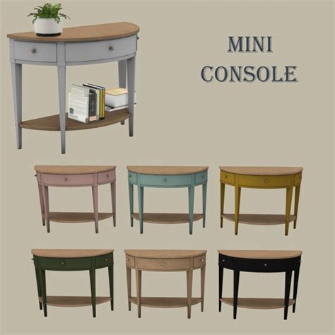 the sims 4 console leo 4 sims mini console sims 4 downloads
