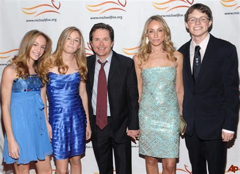 michael j fox family michael j fox family 2014 www pixshark images