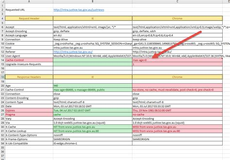 Chrome Spreadsheet by Caching Issues With Chrome Support Squiz Forums