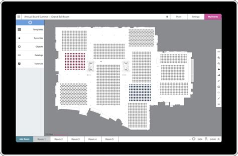 event layout tool 6 meeting room layout tools that make diagramming a breeze