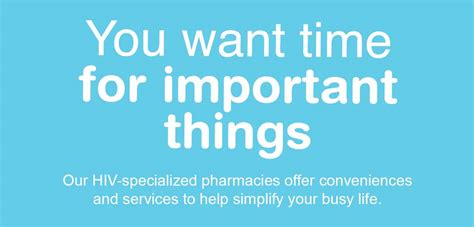 Hiv Pharmacy by Hiv Specialized Pharmacy Services Pharmacy Home