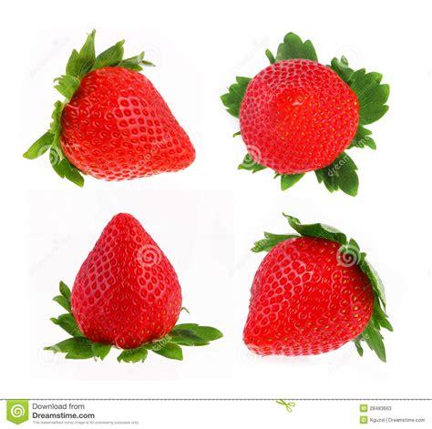 Set Strawberry strawberry set stock photography cartoondealer 16017452