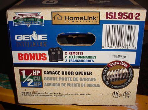 sears garage door opener warranty garage door openers genie model isl950 a wiring diagram